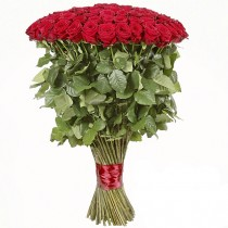 "Букет ""101 голландская роза"""