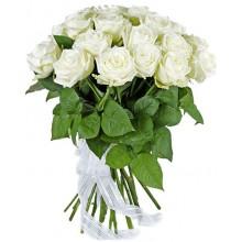 """Букет """"15 белых роз"""""""